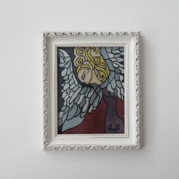 Angel, 19 / 23 cm, Circulation: Unique, Variant 3
