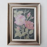 Rose Damascena,  30 / 40cm, Circulation: Unique, Variant 1