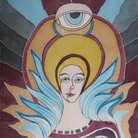 Mary, 63 / 66 cm, Circulation: Unique;