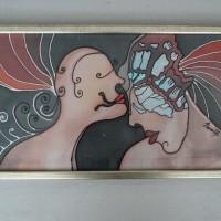 Butterfly kiss, 24 /43 cm, Circulation: Unique;