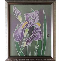 Iris, 25 / 21 cm, Not available, Circulation: Unique;