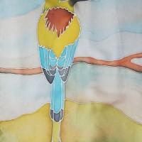 Bird, 28 / 47 cm, Circulation: Unique;