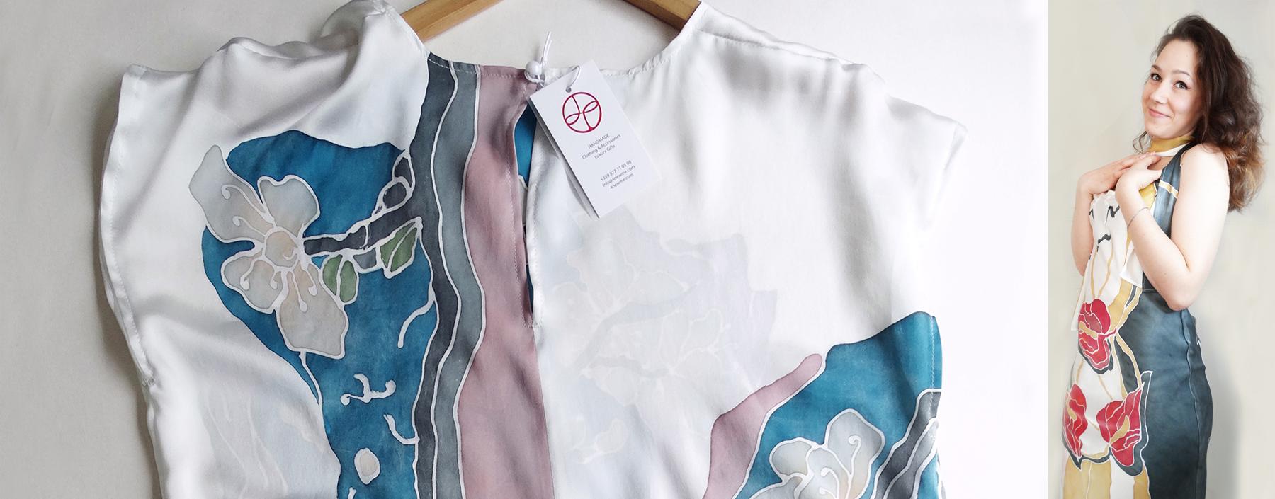 Рокли и блузи